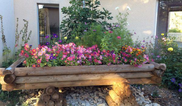 Jardiniere Fleurie